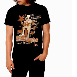 Hank Williams King of Country rock T-Shirt M NWT
